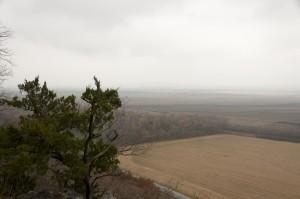 White Rock landscape, T. Rollins
